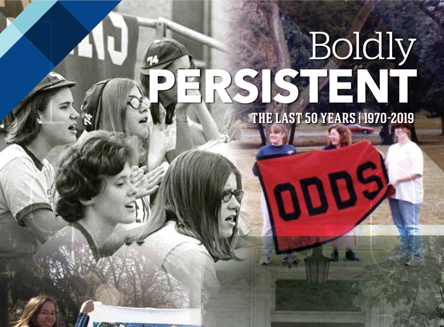 Boldly Distinct: The Last 50 Years | 1970-2019